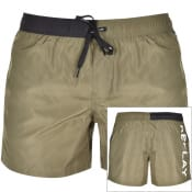Product Image for Replay Swim Shorts Green