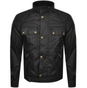 Product Image for Belstaff Brookstone Waxed Jacket Black
