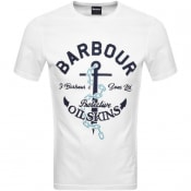 Product Image for Barbour Harbour T Shirt White