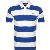 Product Image for Billionaire Boys Club Short Sleeved Polo Blue