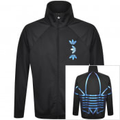 Product Image for adidas Originals Zeno Full Zip Track Top Black