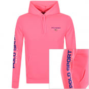 Product Image for Ralph Lauren Polo Sport Pullover Hoodie Pink