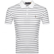 Product Image for Ralph Lauren Short Sleeved Polo T Shirt White