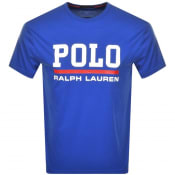 Product Image for Ralph Lauren Polo Crew Neck T Shirt Blue