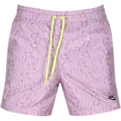 Product Image for Nike Festival Logo Swim Shorts Pink
