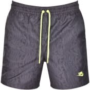 Product Image for Nike Festival Logo Swim Shorts Grey