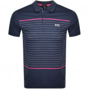 Product Image for BOSS Paule 8 Polo T Shirt Navy