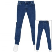Product Image for BOSS Maine Regular Fit Jeans Blue