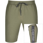 Product Image for Calvin Klein Logo Shorts In Green