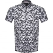 Product Image for Ted Baker Relax Short Sleeved Shirt Navy