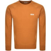 Product Image for Nudie Jeans Samuel Sweatshirt Orange