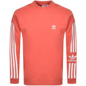 Product Image for Adidas Originals Tech Crew Sweatshirt Orange