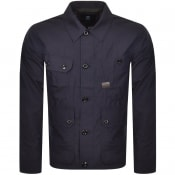 Product Image for G Star Raw Field Overshirt Navy