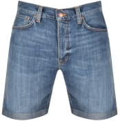 Product Image for Nudie Jeans Josh Shorts Blue