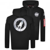Product Image for Alpha Industries Space Shuttle Hoodie Black