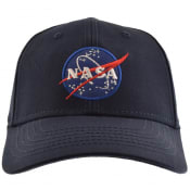 Product Image for Alpha Industries NASA Cap Blue