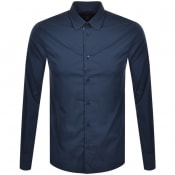 Product Image for Cavilli Class Long Sleeved Shirt Navy