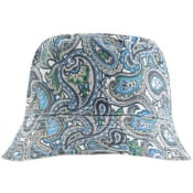 Product Image for Pretty Green Reversible Paisley Bucket Hat Beige