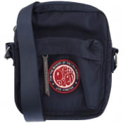 Product Image for Pretty Green Like Minded Cross Body Bag Navy