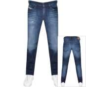 Product Image for Diesel Thommer 0095R Skinny Fit Jeans Blue