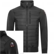 Product Image for Parajumpers Elliot Full Zip Sweatshirt Black
