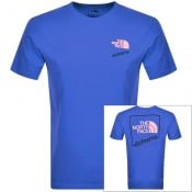 Product Image for The North Face Extreme T Shirt Blue