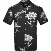 Product Image for Superdry Hawaiian Box Short Sleeve Shirt Black