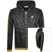 Product Image for Fila Vintage Dublin Patterned Taped Jacket Black