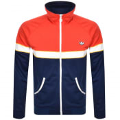 Product Image for adidas Originals Panelled Track Top Navy