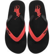 Product Image for Ralph Lauren Whitlebury II Flip Flops Black