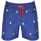 Product Image for Ralph Lauren Traveller Swim Shorts Navy