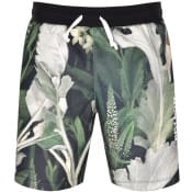 Product Image for Nike Floral Alumni Shorts Green