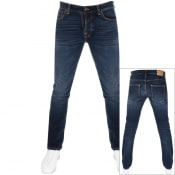 Product Image for Nudie Jeans Grim Tim Jeans Navy