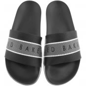 Product Image for Ted Baker Rastar Sliders Black