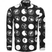 Product Image for MCQ Alexander McQueen Long Sleeved Shirt Black