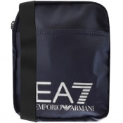 Product Image for EA7 Emporio Armani Train Prime Bag Blue