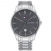 Product Image for Tommy Hilfiger Damon Watch Silver