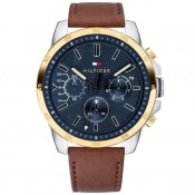Product Image for Tommy Hilfiger Decker Watch Brown