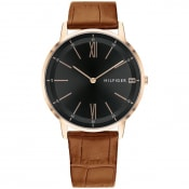 Product Image for Tommy Hilfiger Cooper Watch Brown
