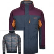 Product Image for Columbia Gizzmo Interchangeable Jacket Green