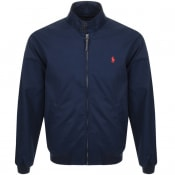 Product Image for Ralph Lauren Barcuda Jacket Navy