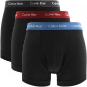 Product Image for Calvin Klein Underwear 3 Pack Boxer Shorts Black