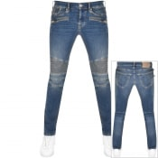 Product Image for True Religion Rocco Super Denim Jeans Blue