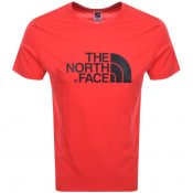 Product Image for The North Face Easy T Shirt Red