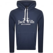Product Image for Jack Wills Batsford Wills Hoodie Navy