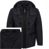 Product Image for CP Company Hooded Jacket Black