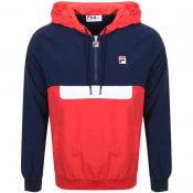 Product Image for Fila Vintage Macker 2 Colour Block Jacket Navy