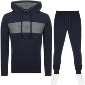 Product Image for Emporio Armani Loungewear Tracksuit Navy