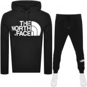 Product Image for The North Face Standard Logo Tracksuit Black