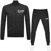 Product Image for EA7 Emporio Armani Visibility Logo Tracksuit Grey